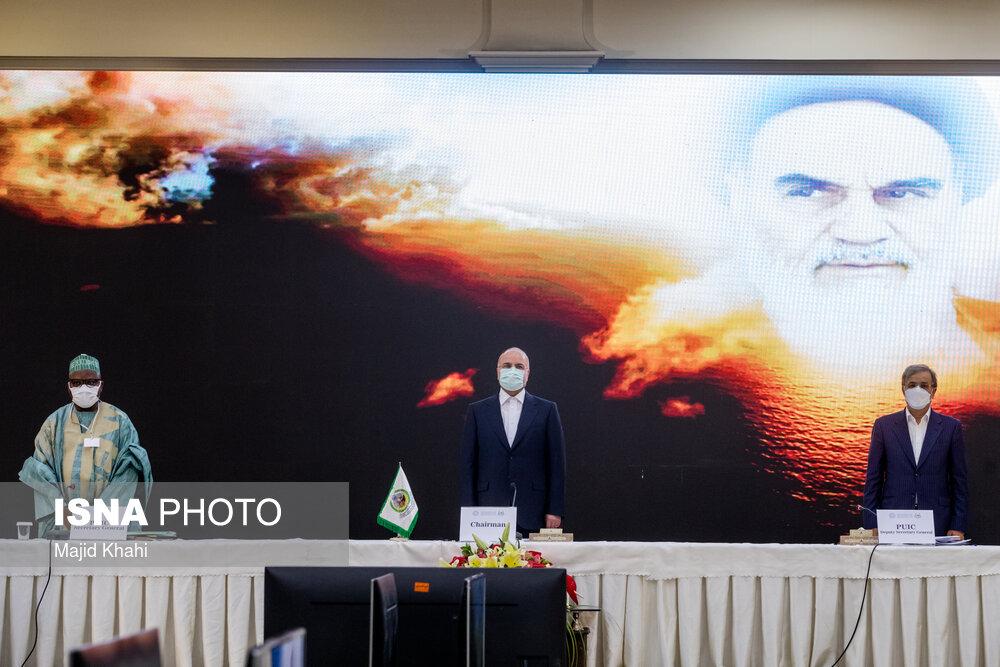 چهارمین نشست کمیته دائمی فلسطین اتحادیه مجالس کشورهای اسلامی