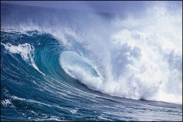 هشدار افزایش ارتفاع امواج در خلیج فارس