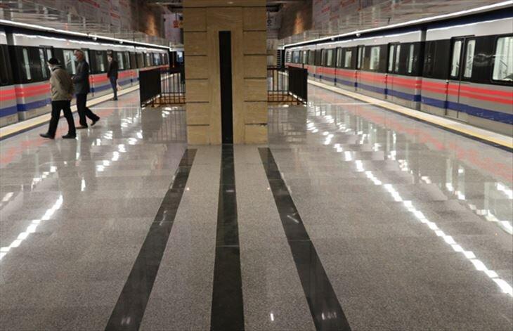 افتتاح ۸ ایستگاه جدید مترو تا پایان سال در تهران