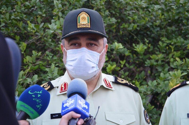 بسیج ۶۰۰ هزار نیروی پلیس برای تامین امنیت انتخابات/قدردانی از حضور مردم برای مشارکت حداکثری