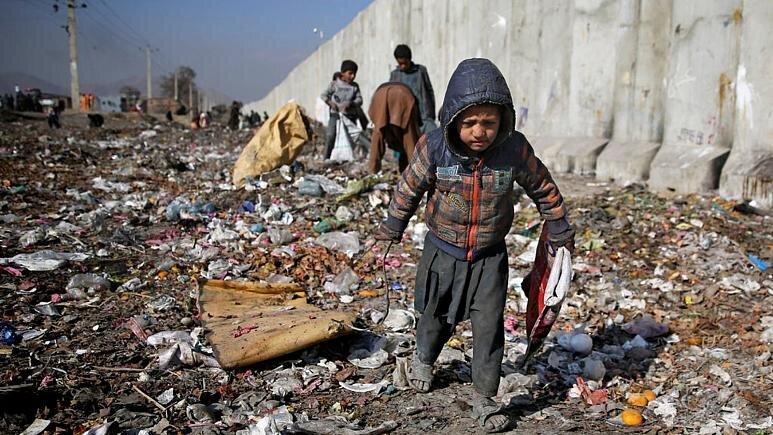 یک میلیون کودک در افغانستان معتاد هستند