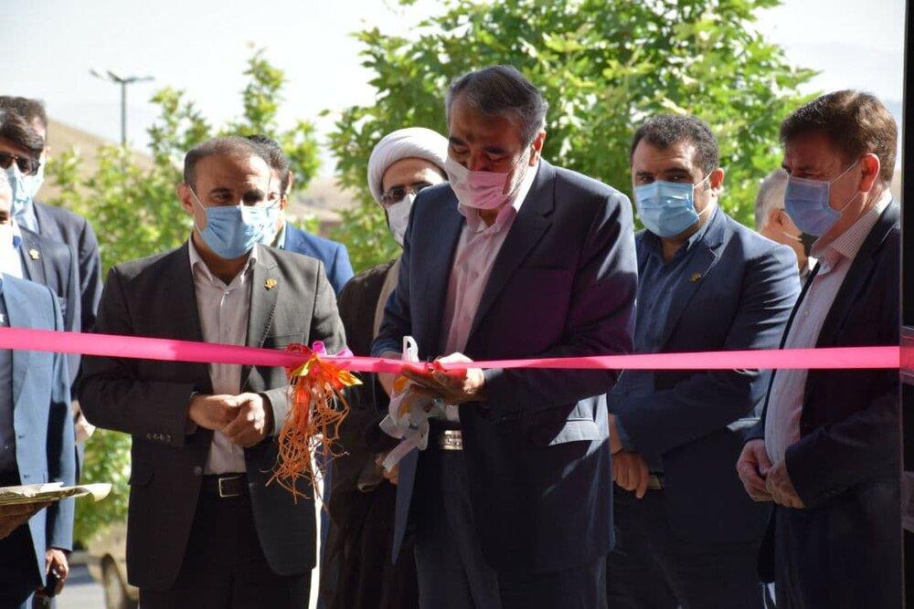 چندین طرح و پروژه عمرانی در دانشگاه کردستان افتتاح شد