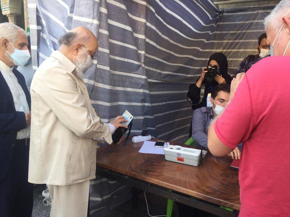 دعوت چمران از مردم برای حضور حداکثری در انتخابات