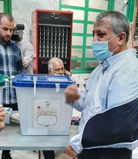 دعوت محسن هاشمی از مردم برای حضور در انتخابات