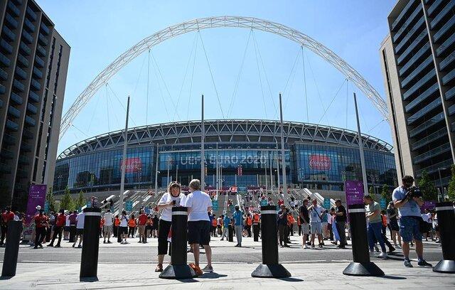 یوفا پس گرفتن میزبانی فینال یورو ۲۰۲۰ از لندن را تکذیب کرد