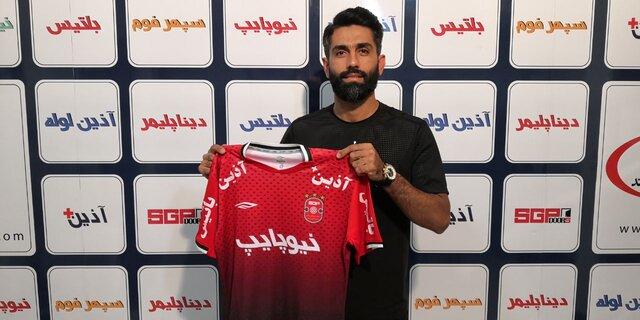 کاپیتان تیم فوتسال شهروند ساری به گیتی پسند اصفهان پیوست