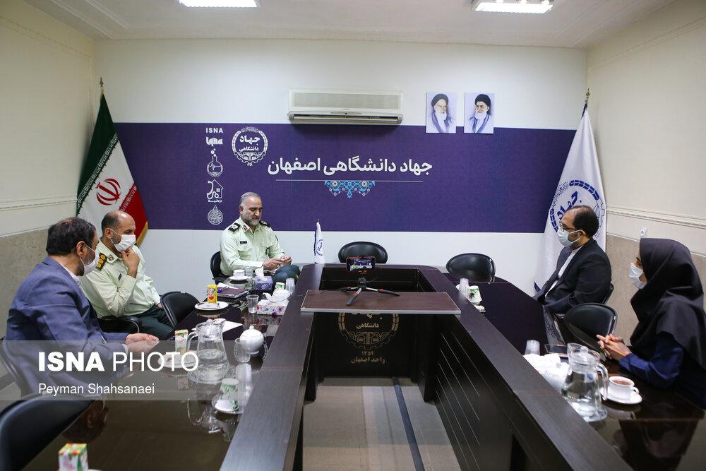 بزرگنمایی ماجرای هلیا در اصفهان/اصفهانیها آرامش میخواهند + فیلم