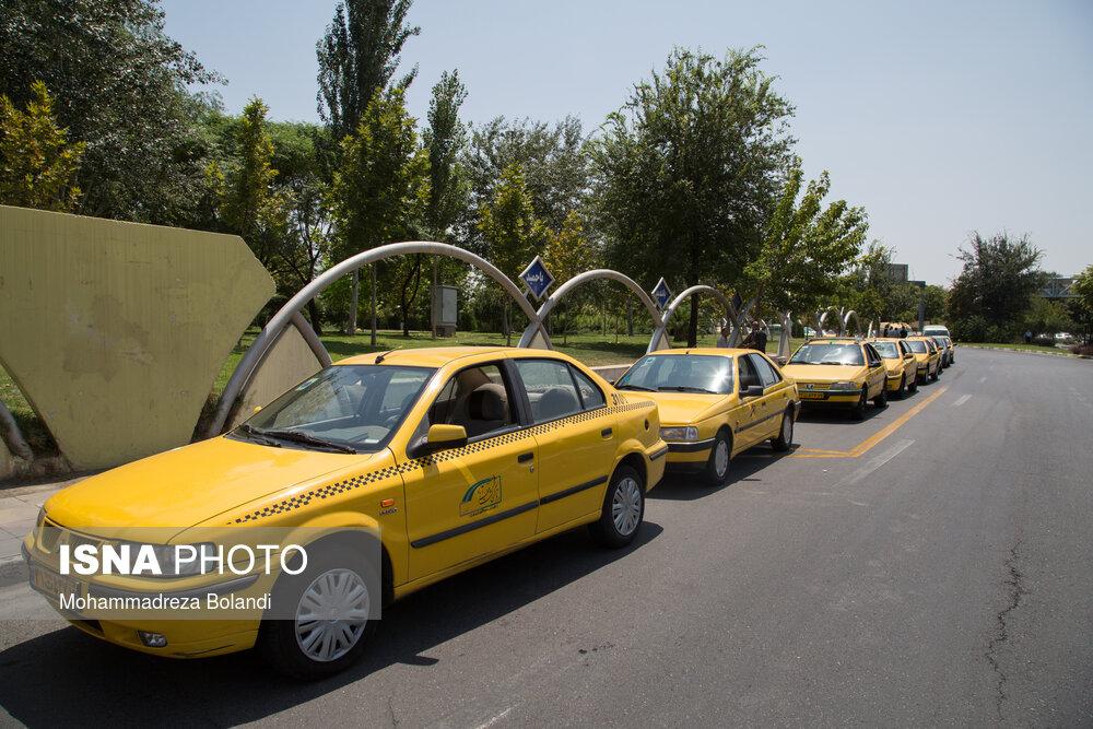انتقاد از افزایش قیمت جدید خودروهای ویژه تاکسیرانی