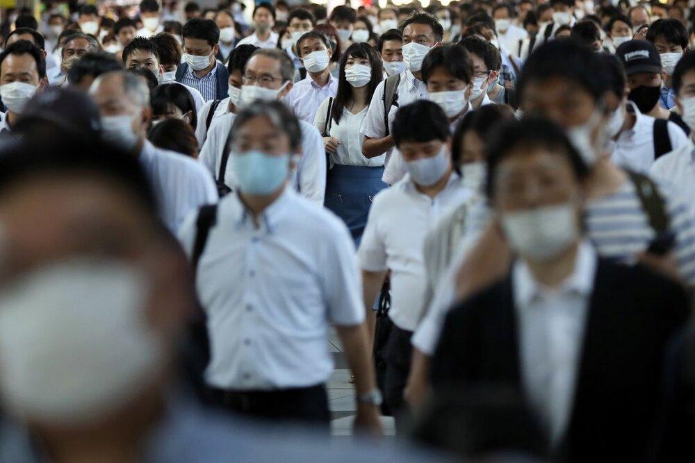 بیمارستانهای ژاپن فقط بیماران بدحال کووید را بستری میکنند
