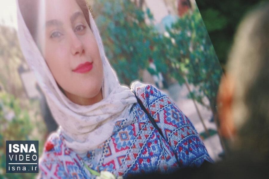 ویدئو / مراسم چهلمین روز درگذشت مهشاد کریمی