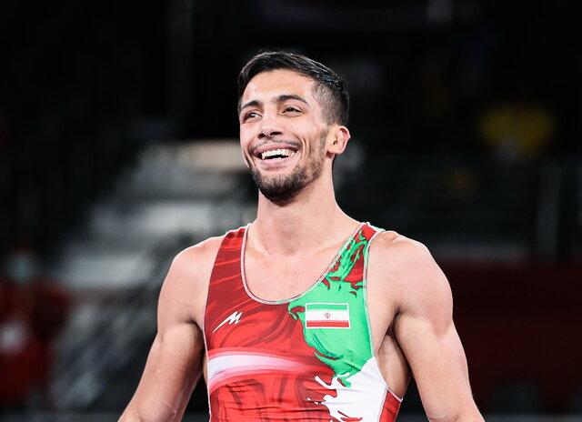 محمدرضا گرایی: امیدوارم در المپیک پاریس با برادرم مدال بگیرم