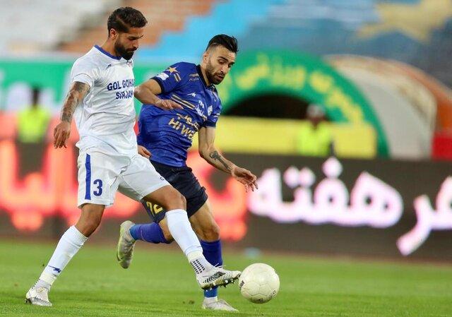 پنالتیها به داد آبیها رسید/ استقلال به فینال جام حذفی صعود کرد