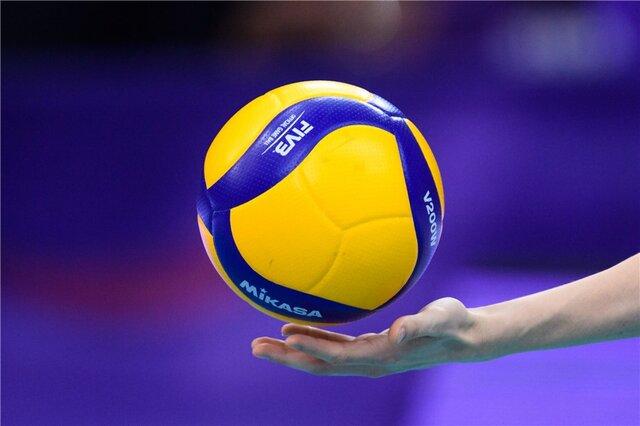 گروه بندی جوانان والیبال ایران در رقابت های جهانی برای کسب مقام نهمی