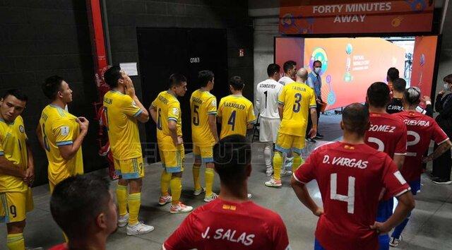 آمار دفاعی عجیب حریف ایران در یک چهارم نهایی جام جهانی فوتسال