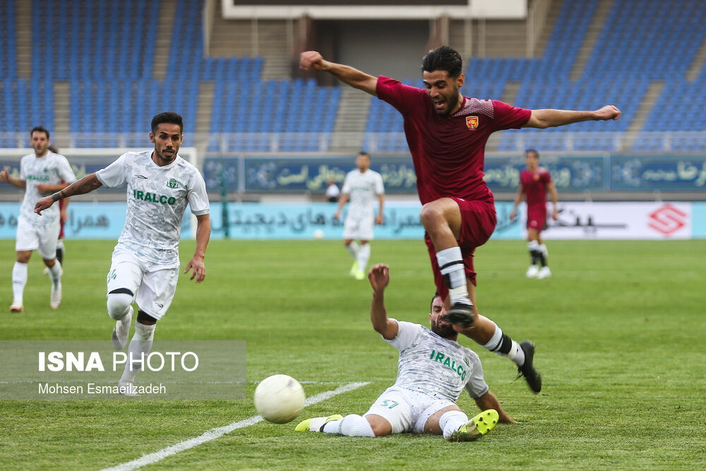 هفته اول لیگ برتر فوتبال؛ پدیده مشهد ـ آلومینیوم اراک