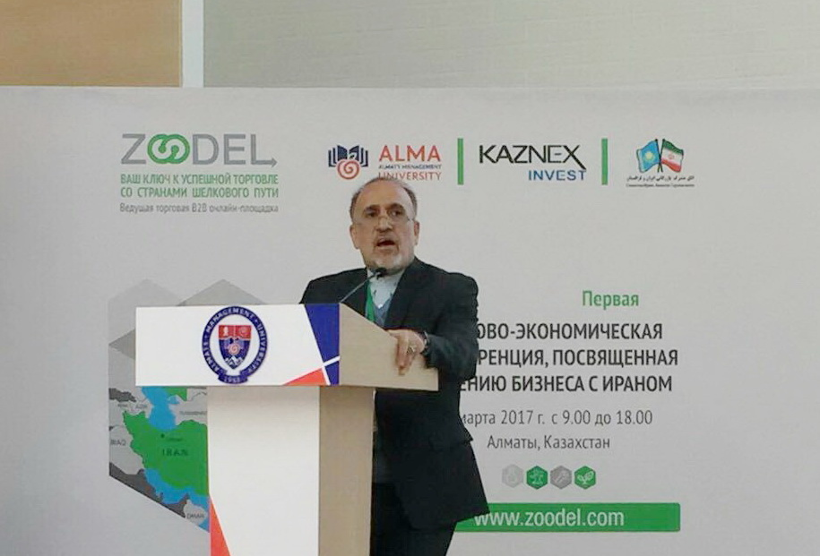 با گسترش روابط بانکی حجم تجارت دو کشور در آینده نزدیک به ۵۰۰ میلیون دلار افزایش خواهد یافت